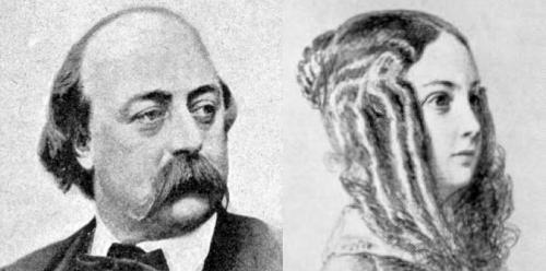 littérature, Flaubert, écrivain