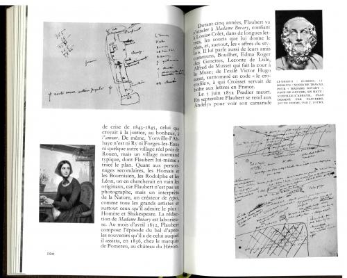 roman,flaubert,pléiade