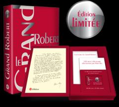 dictionnaire, Robert